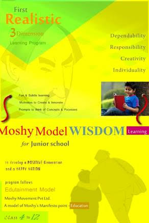 Moshy Model Wisdom Learning